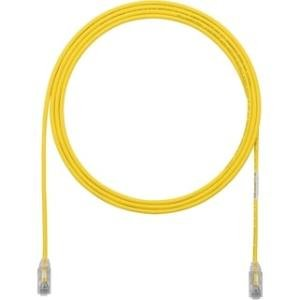 Panduit UTP28SP50YL Cat.6 UTP Patch Network Cable