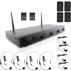 PylePro PDWM4560 Wireless Microphone System