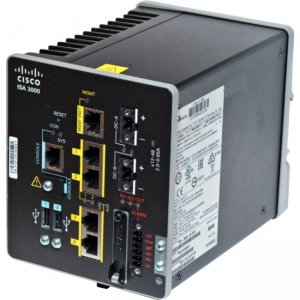Cisco ISA-3000-2C2F-K9 3000 Network Security/Firewall Appliance