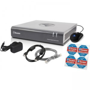 Swann SWDVR-84600T-US 8 Channel 1080p Digital Video Recorder