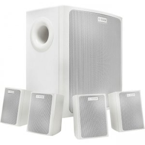 Bosch LB6-100S-L L Compact Sound Speaker System White