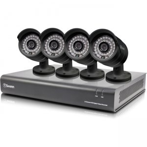 Swann SWDVK-844004-US DVR8-4400 - 8 Channel 720p Digital Video Recorder & 4 x PRO-A850 Cameras