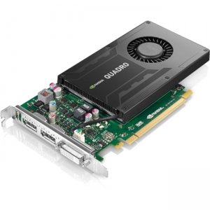 Lenovo 00YL372 NVIDIA Quadro K2200 Graphic Card