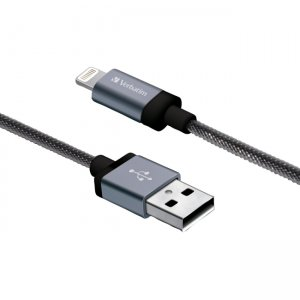 Verbatim 99215 Sync/Charge Lightning Data Transfer Cable