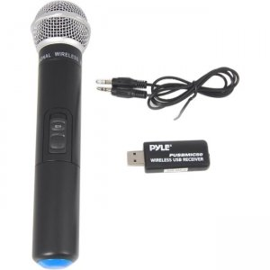 Pyle PUSBMIC50 Wireless Microphone System