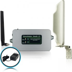 Smoothtalker BBUZ172GBD Stealth Z1-72dB Building Cellular Signal Booster - City