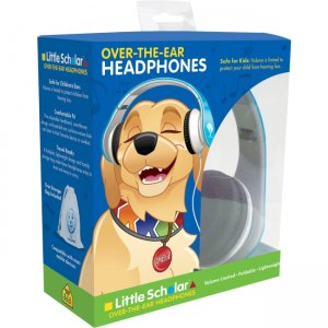 School Zone 08681 Little Scholar Over-The-Ear Headphones