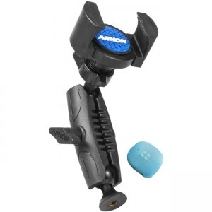 Arkon TWBRV01 TW Broadcaster Single Smartphone Monopod and Tripod Mount for Live Streaming