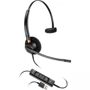 Plantronics 203442-01 Corded Headset with USB Connection
