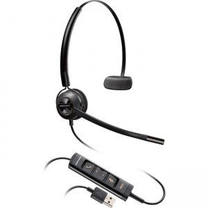 Plantronics 203474-01 Corded Headset with USB Connection
