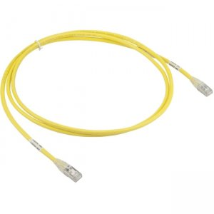 Supermicro CBL-C6A-YL2M 10G RJ45 CAT6A 2m Yellow Cable