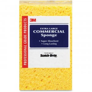 Scotch-Brite 07456 Extra Large Commercial Sponge MMM07456