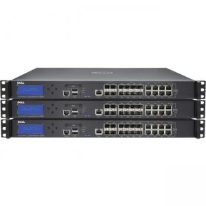 SonicWALL 01-SSC-1717 SuperMassive High Availability Firewall