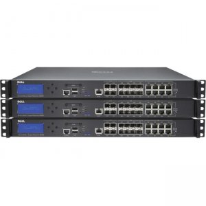 SonicWALL 01-SSC-1721 SuperMassive High Availability Firewall