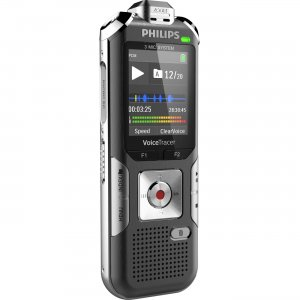 Philips DVT6010/00 Voice Tracer Digital Voice Recorder