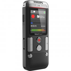 Philips DVT2510/00 Voice Tracer Digital Voice Recorder