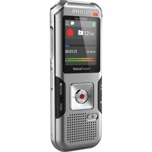 Philips DVT4010/00 Voice Tracer Digital Voice Recorder