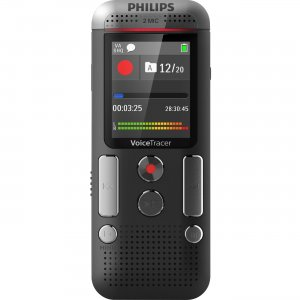 Philips DVT2710/00 Voice Tracer Digital Voice Recorder