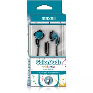 Maxell 199711 Color Buds Earset