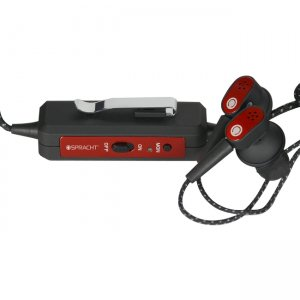 Spracht ANC-3011R Konf-X Buds In-Ear Headset