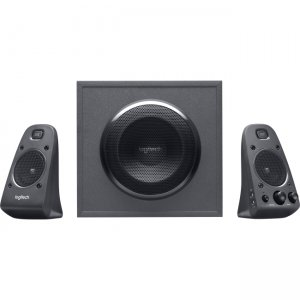 Logitech 980-001258 Speaker System with Subwoofer and Optical Input