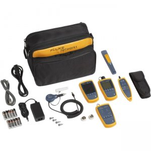 Fluke Networks FTK1375 Multimode Fiber Verification Kit with FI-500 FiberInspector Micro