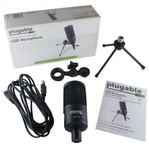 Plugable USB-VOX Microphone
