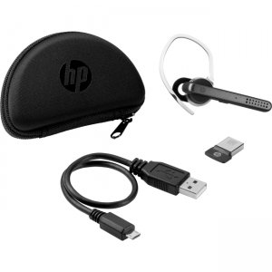 HP W3K08UT#ABA UC Wireless Mono Headset (W3K08UT)