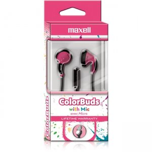 Maxell 199715 Color Buds Earset