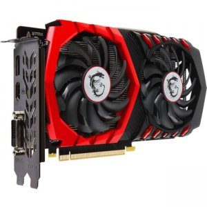 MSI GTX 1050 TIGAMINGX4G NVIDIA GeForce GTX 1050 Ti Graphic Card