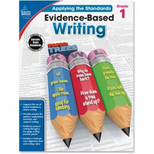 Carson-Dellosa 104824 Grade 1 Evidence-Based Writing Workbook CDP104824