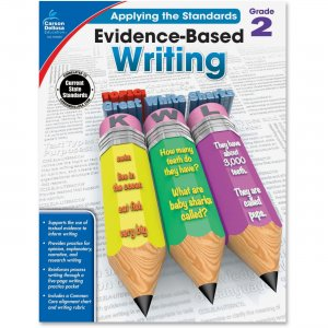 Carson-Dellosa 104825 Grade 2 Evidence-Based Writing Workbook CDP104825