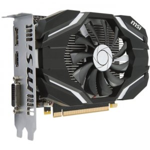 MSI GTX 1050 TI 4G OC NVIDIA GeForce/ GTX 1050 Ti Graphic Card