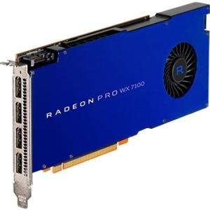 AMD 100-505826 Radeon Pro WX 7100 Graphic Card