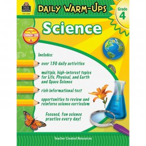 Teacher Created Resources 3969 Daily Warm-Ups: Science Grade 4 TCR3969