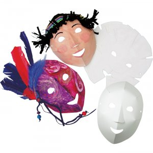 Roylco R52076 Folding Fun Masks RYLR52076