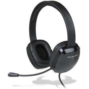 Cyber Acoustics AC-6012 USB Stereo Headset