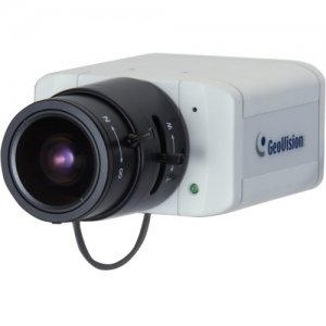 GeoVision GV-BX4700-3V GV-BX4700 Series 4MP H.265 Super Low Lux WDR Pro D/N Box IP Camera