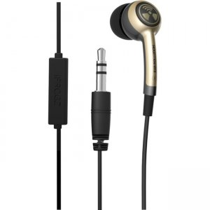 ifrogz IFPLGM-BD0 Plugz w/Mic Ultimate Earbuds with Mic