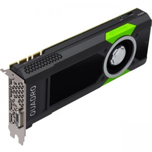HP Z0B13AT NVIDIA Quadro P5000 (16GB) Graphics Card