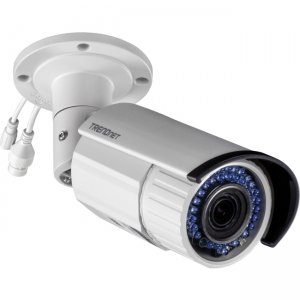 TRENDnet TV-IP340PI Indoor / Outdoor 2MP 1080p Varifocal PoE IR Network Camera