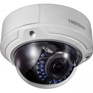 TRENDnet TV-IP341PI Indoor / Outdoor 2MP 1080p Varifocal PoE IR Dome Network Camera