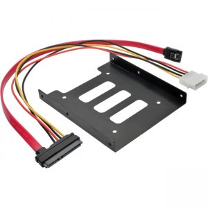 Tripp Lite P948-BRKT25 2.5-Inch SATA Hard Drive Mounting Kit for 3.5-Inch Drive Bay
