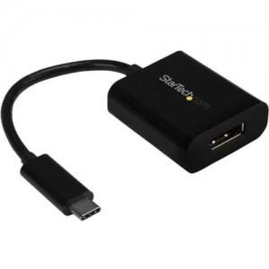 StarTech.com CDP2DP USB C to DisplayPort Adapter - USB Type-C to DP Adapter - 4K 60Hz
