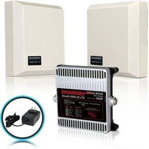 Smoothtalker BBUX660GP Stealth X660dB 4G LTE Extreme Power 6 Band Cellular Signal Booster
