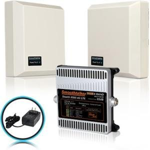 Smoothtalker BBUX665GP Stealth X665dB 4G LTE Extreme Power 6 Band Cellular Signal Booster