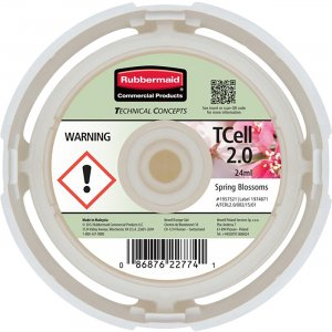 Rubbermaid Commercial 1957521 TCell System Fragrance Refill RCP1957521