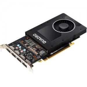 PNY VCQP2000-PB NVIDIA Quadro P2000 Graphic Card