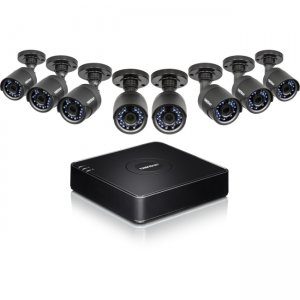 TRENDnet TV-DVR208K 8-Channel HD CCTV DVR Surveillance Kit