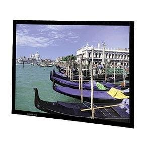 Da-Lite 78691 Perm-Wall Fixed Frame Projection Screen